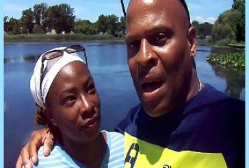 LanceScurv TV – Evie & LanceScurv Sharing A Quick Laugh!