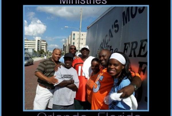 LanceScurv TV – The Practice What You Preach Ministries Homeless Feeding of Orlando Florida