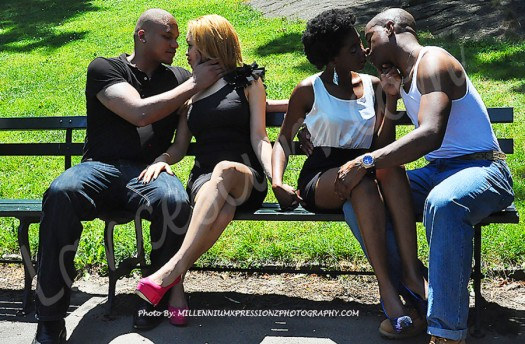 Women On The Down Low - A LanceScurv.com Exclusive Photograph