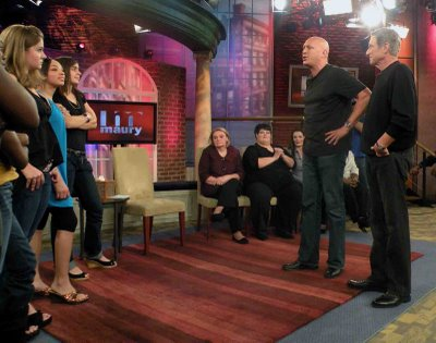 steve wilkos and maury povich nbc