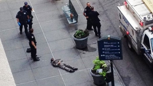Empire State Building Shooter
