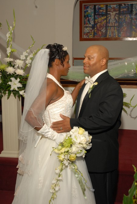 LanceScurv Wedding