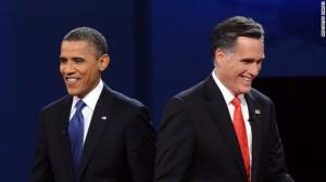 Barack Obama Mitt Romney Debate