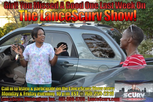 The LanceScurv Show
