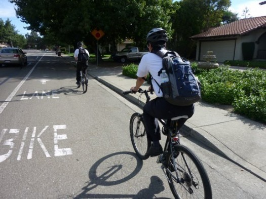 Mormon Missionary Bikers