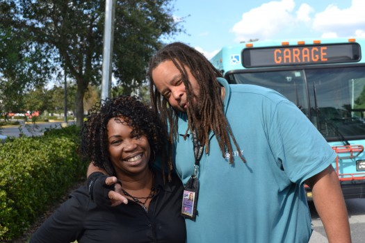 LanceScurv TV - Big Spence Holloway: The Funniest Bus Driver In America!