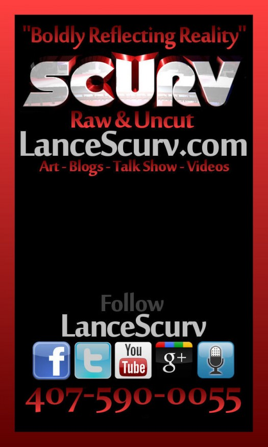 The LanceScurv Monday Night Open Discussion Forum # 21