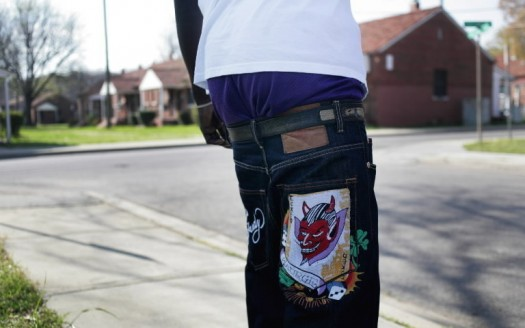 Saggin Pants For male attention