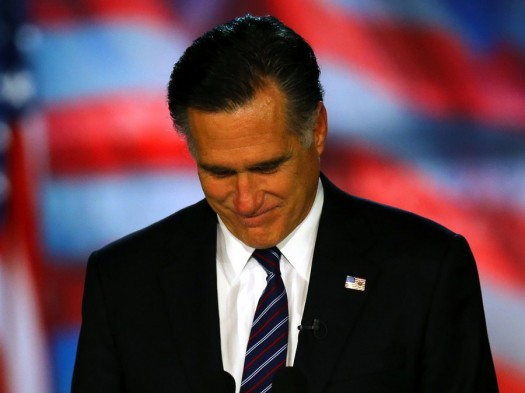 The Delusional General & His Shamed Army - Where Have All The Mitt Romney Bumper Stickers Gone?