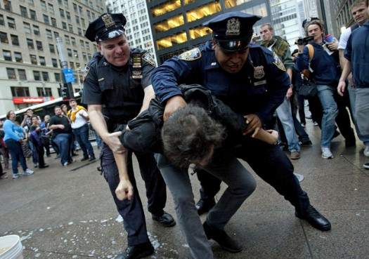 NYPD Abuse