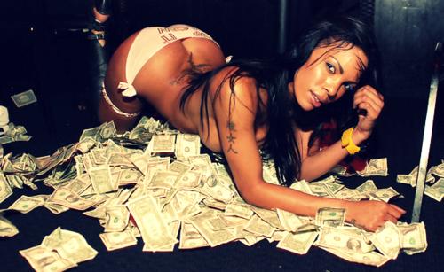 Stripper-Money