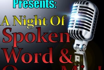 A Night Of Spoken Word & Open Mic At The LanceScurv Cafe # 3
