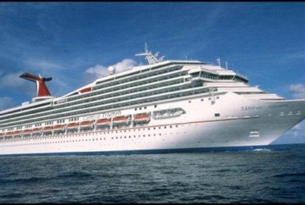 You Would Really Hear Complaints If The Carnival Triumph Cruise Line Was A Slaveship!
