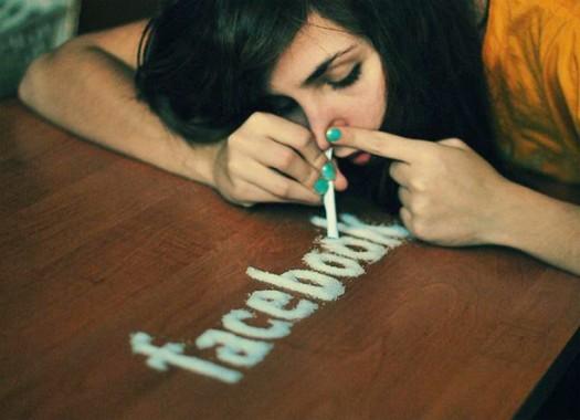 Facebook Addict