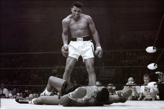 Muhammad Ali Sonny Liston