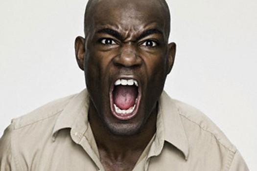 Angry Black Man
