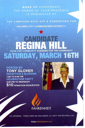 Regina Hill