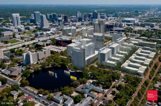 Creative Village In Orlando