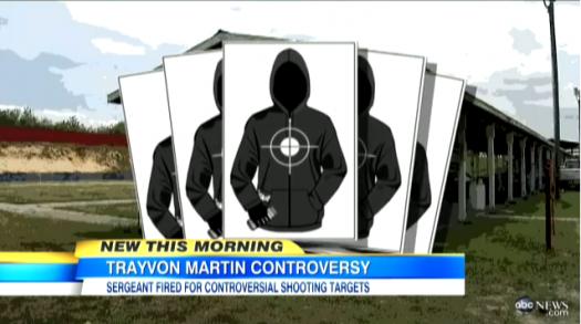 Trayvon Martin Targets
