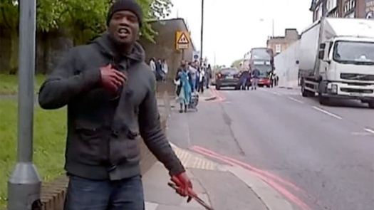 London Knife Attack Suspect