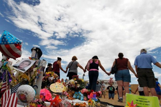 Mass Shootings Again