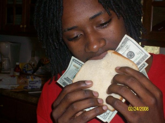 Money Sandwich