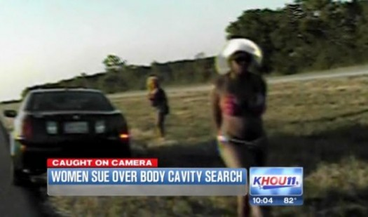 Body Cavity Search 3