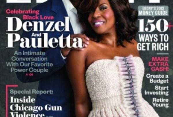 Did Pauletta Throw Husband Denzel Washington Under The Bus In Their Upcoming Ebony Magazine Interview?