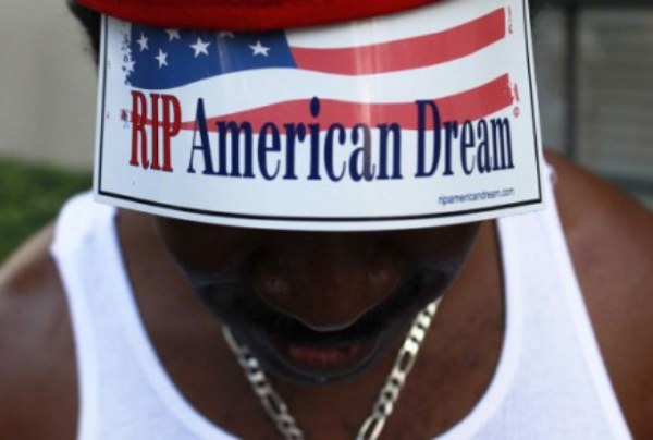 The Flip Side Of The American Dream