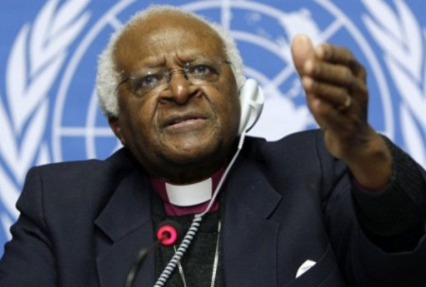 Attention Bishop Desmond Tutu: Black People Never Had The Option Or Luxury Of Staying In The Closet With Their Blackness!