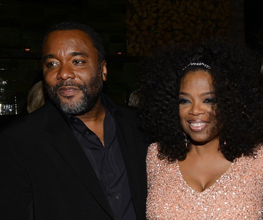 Lee Daniels and Oprah Winfrey