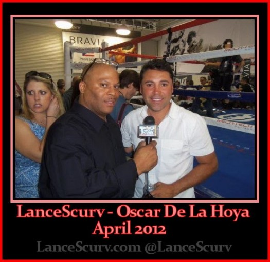 I Believe Oscar De La Hoya Wouldn't Have Survived Past The Mayweather - Alvarez Fight If He Didn't Check In To Rehab! - LanceScurv Speaks!