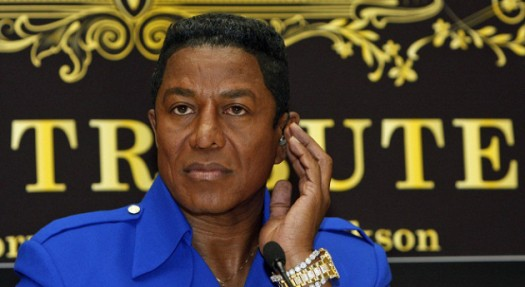 Jermaine Jackson - The Cold Hearted Madame Tussauds Wax Figure Of A Man Who Refuses To Pay Up His Child Support!