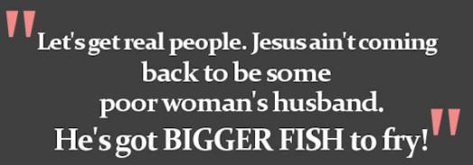 Jesus Returning