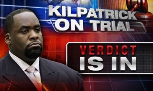 If Kwame Kilpatrick Were A White Wall Street Banker He'd Get A Government Bailout And Slap On The Wrist!