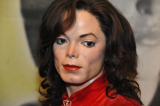 Michael Jackson Wax Figure Madame Tussauds Museum