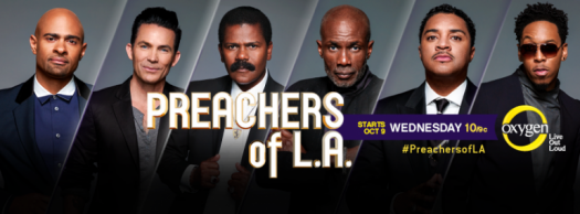 Preachers Of L.A. Advertisement