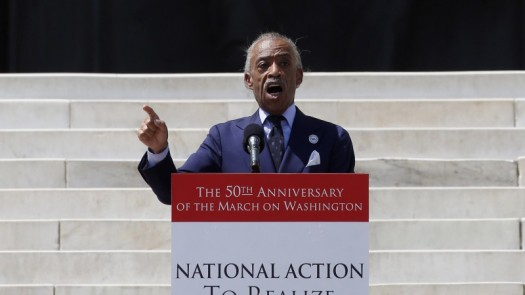 Al Sharpton 50th Anniversary