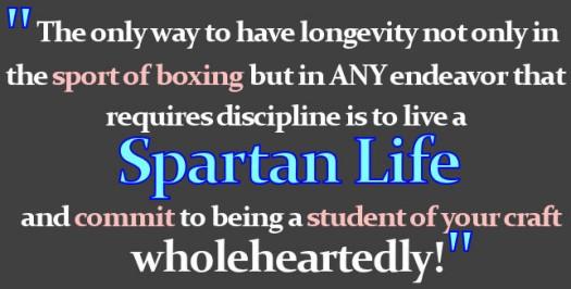 Spartan Life