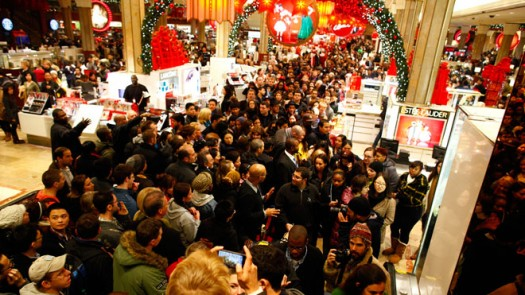 Please Don't Go To The Shopping Mall If You Want To Experience The Fruits Of The Spirit During Christmas!