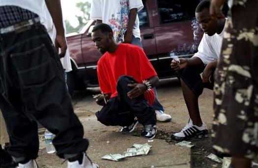 Gambling InThe Ghetto