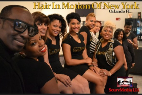 The Amazing Testimony Of Hair In Motion Of New York Owner Lesline Powe-Barton! – LanceScurv TV