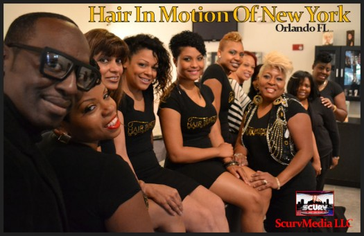 The Amazing Testimony Of Hair In Motion Of New York Owner Lesline Powe-Barton! - LanceScurv TV