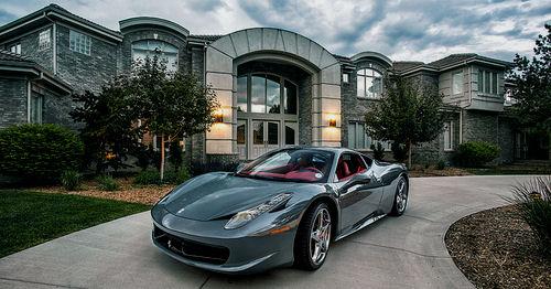 Lavish Homes & Luxury Cars