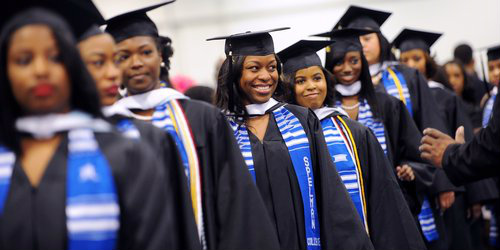 black-women-graduate-college