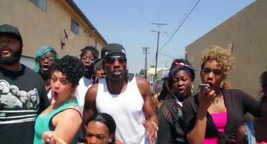 Acting Real Black