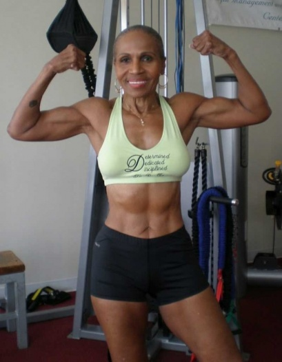 Oprah Winfrey, Ernestine Shepherd, Sharon Stone And The Brainwashing Of The Masses On Aging!