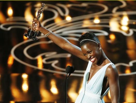 Lupita Nyongo Wins Oscar