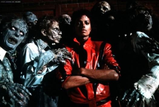 Michael Jackson THRILLER 2