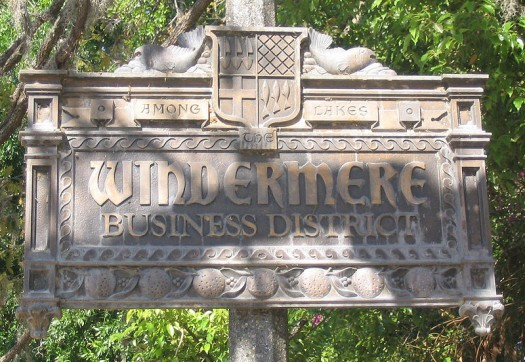 Windermere Business District